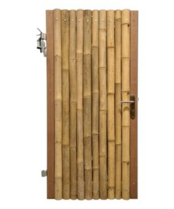 Bambu puutarhaportit