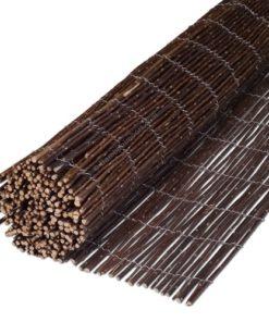 Bambu kankaalle aitaustela
