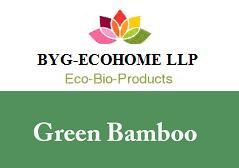Ympäristöystävälliset bambutuotteet