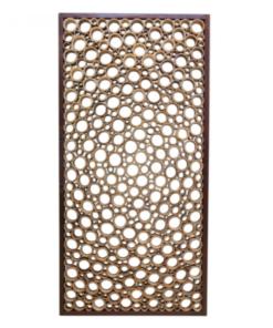 Bambu-huonejakaja / sisustus