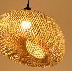 Bambulamppu ja varjostimet